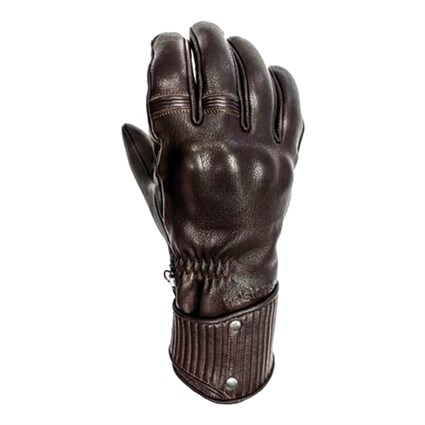 Helstons Braco Winter gloves in brown