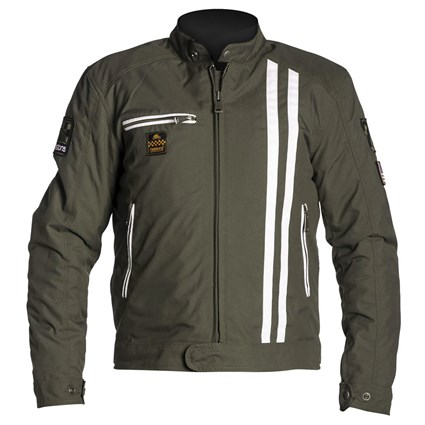 Helstons Cobra jacket in khaki