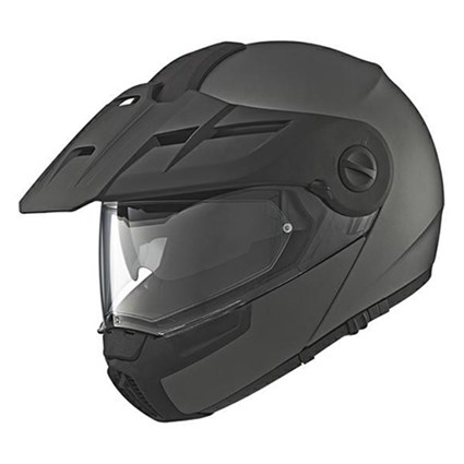 Schuberth E1 helmet in matt anthracite