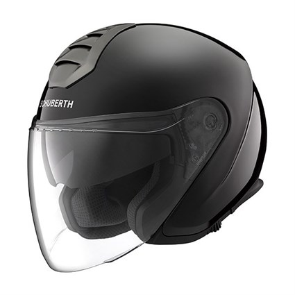 Schuberth M1 helmet in Berlin black