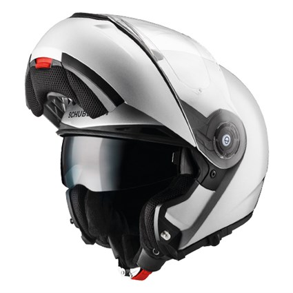Schuberth C3 Basic helmet in silver