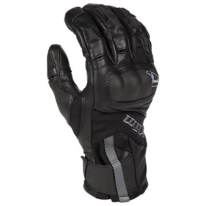 Klim Adventure GTX glove in black