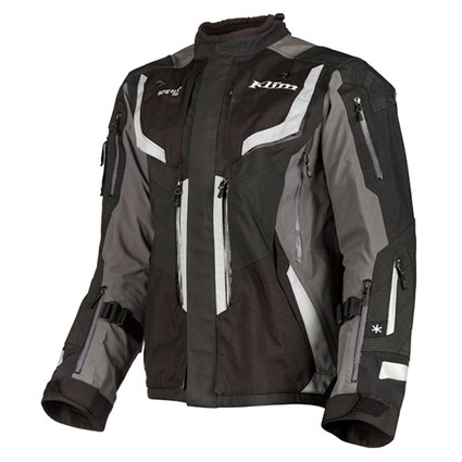 Klim Badlands Pro jacket in grey