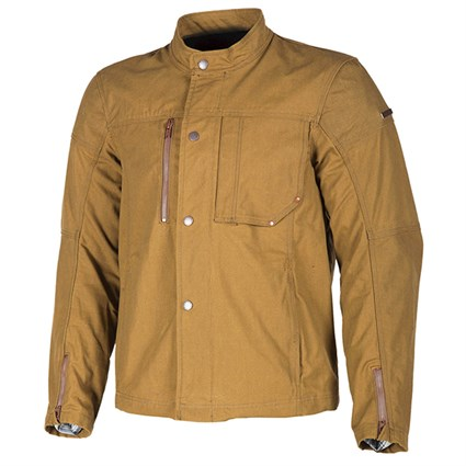 Klim Drifter jacket in brown
