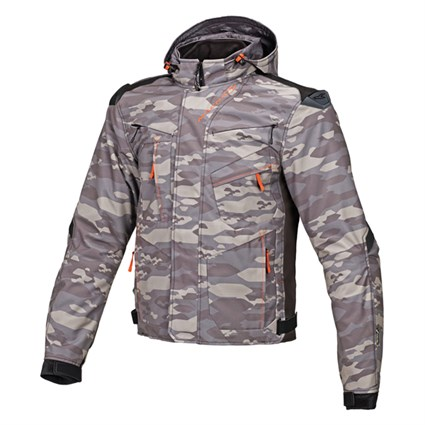 Macna Redox jacket in grey