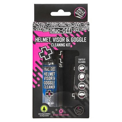 Muc-Off Visor, Lens & Goggle cleaning kit