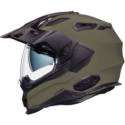Nexx X.WED 2 helmet in sierra green