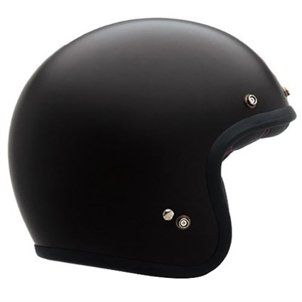 Bell Custom 500 helmet in matt black
