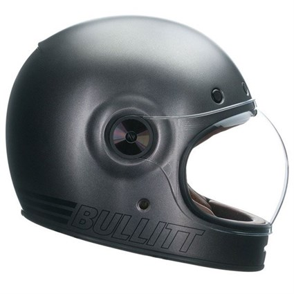 Bell Bullitt helmet in grey