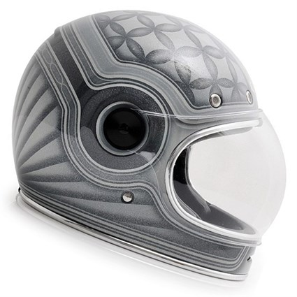 Bell Bullitt Chemical Candy helmet in grey