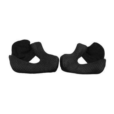 Bell Bullitt Cheek Pads 25MM In Black
