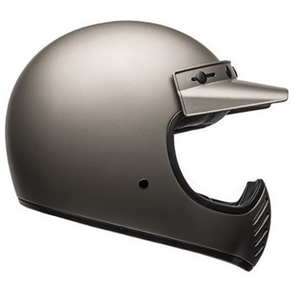 Bell Moto-3 Independent Grey helmet