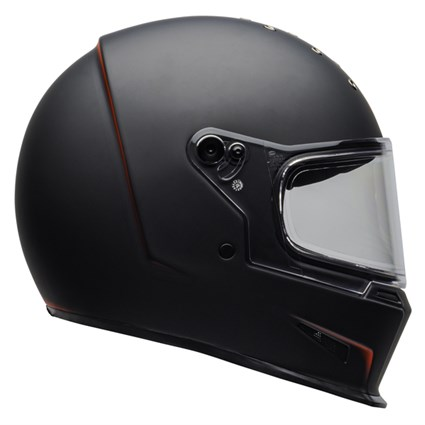 Bell Eliminator Vanish helmet in matt black