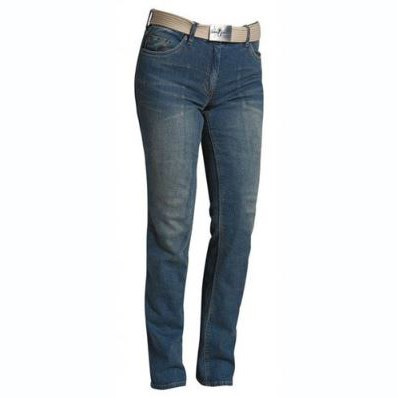 Richa Ladies Axelle jeans in blue