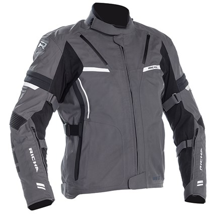 Richa Arc GTX jacket in grey