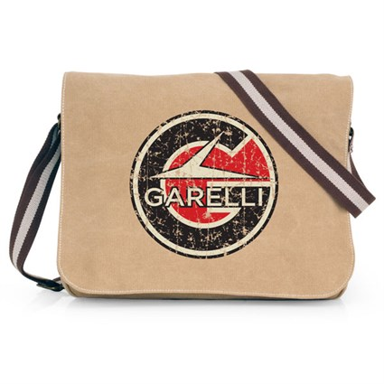 Retro Legends Garelli Bag