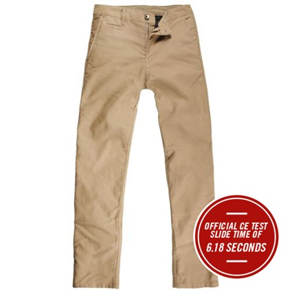 Rokker chino in sand