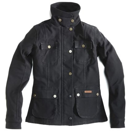 Rokker Ladies Black jacket
