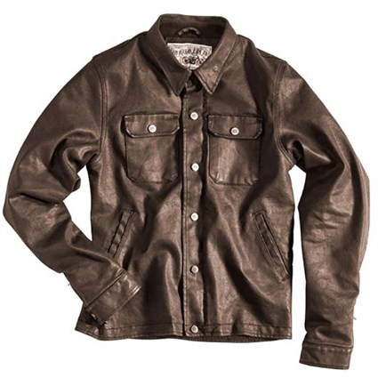 Rokker Rokkertech jacket in brown