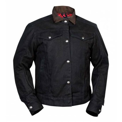 Roland Sands Hesher jacket in black