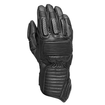 Roland Sands Ace gloves in black