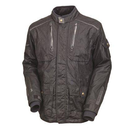 Roland Sands Houston jacket in black