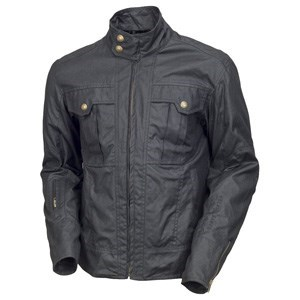 Roland Sands Kent jacket in black
