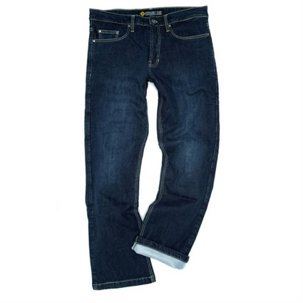 Resurgence Voyager jeans in blue
