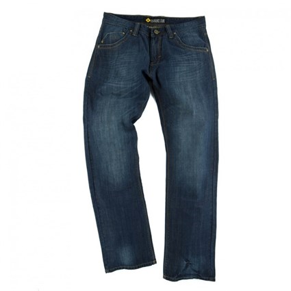 Resurgence Heritage Old School jeans in blue