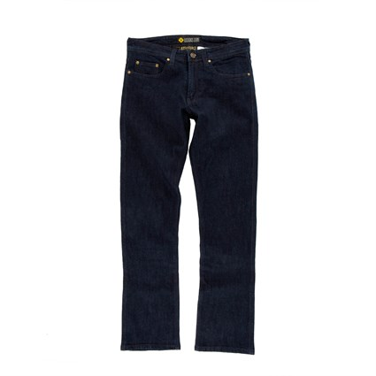 Resurgence Heritage jeans in dark blue