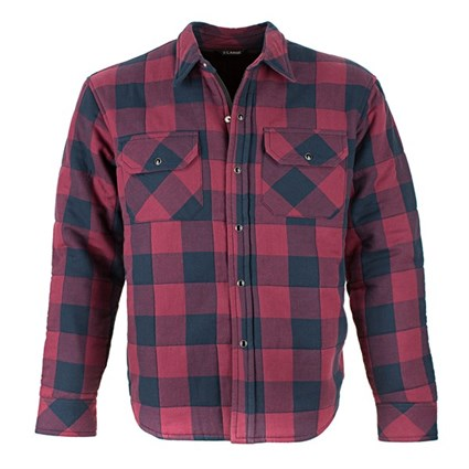 Resurgence Riding shirt in red
