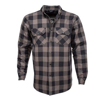 Resurgence Riding shirt in grey
