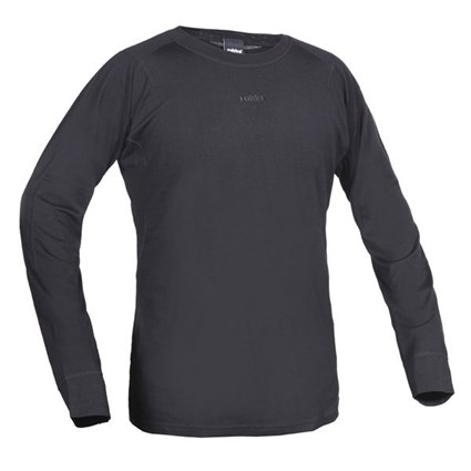 Rukka Moody Merino Wool long sleeved shirt in black
