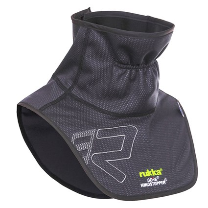 Rukka RWS Winter Neck Warmer in black