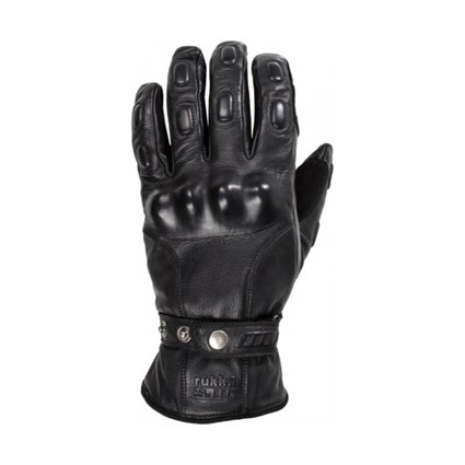 Rukka Beckwith leather glove in black