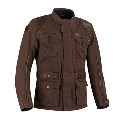 Segura Gunthar jacket in brown