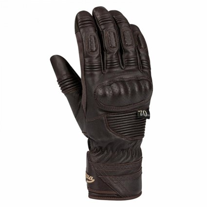 Segura Ramirez gloves in brown