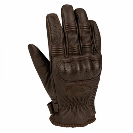 Segura Cassidy gloves in brown