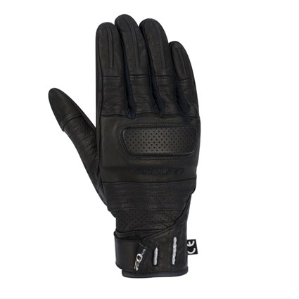 Segura Horson gloves in black / red