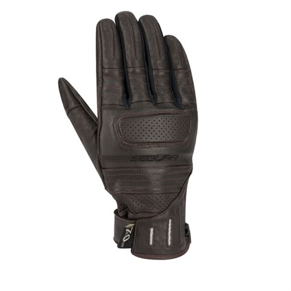 Segura Horson gloves in brown / beige