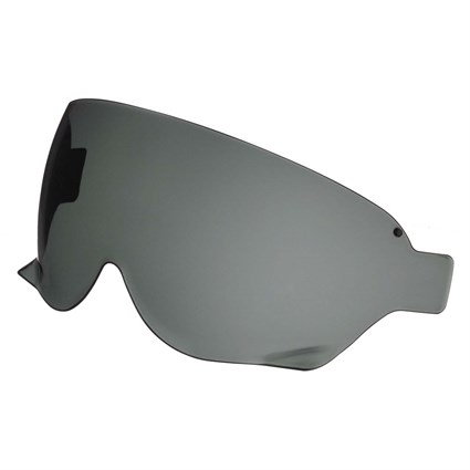 Shoei JO/EX-ZERO CJ-3 visor in dark smoke