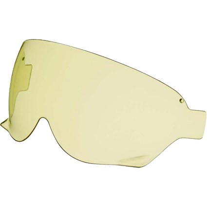 Shoei JO/EX-ZERO CJ-3 visor in yellow