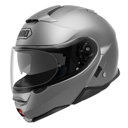 Shoei Neotec 2 helmet in matt grey