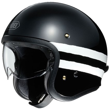 Shoei JO Sequel TC-5 helmet in black