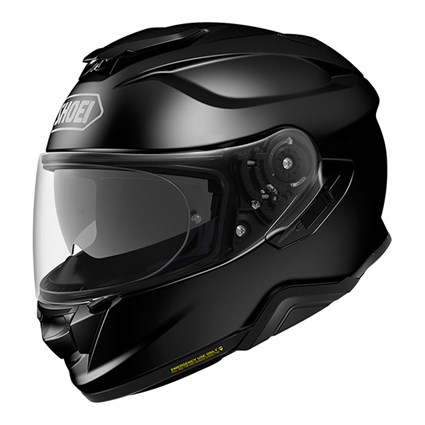 Shoei GT Air 2 Plain helmet in black