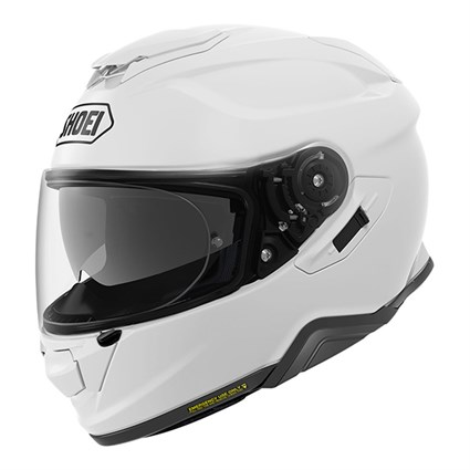 Shoei GT Air 2 Plain helmet in white