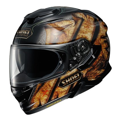 Shoei GT Air 2 Deviation TC9 helmet in black