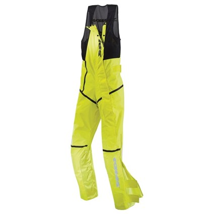 Spidi Salopette Fluo trousers in yellow