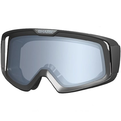 Shark Drak Lens for Drak Goggles in clear