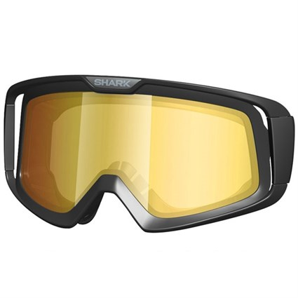 Shark Drak Lens for Drak Goggles in mirrored orange